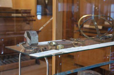 Messinstrumente im Anich-Hueber Museum