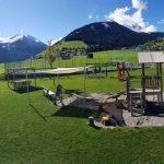 Spielplatz im Ortsteil Aigling