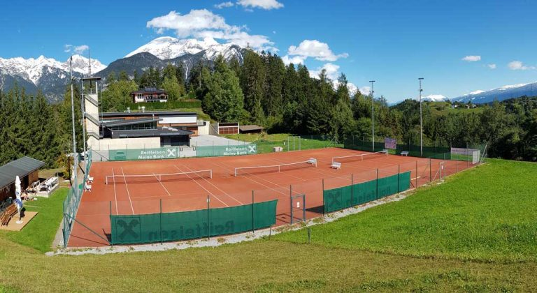 Tennisplatz Oberperfuss