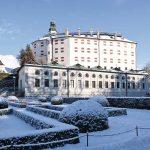 Schloss Ambras im Winter
