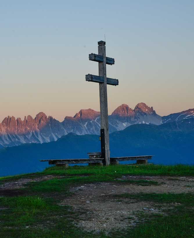 Gipfelkreuz Rangger Koepfl